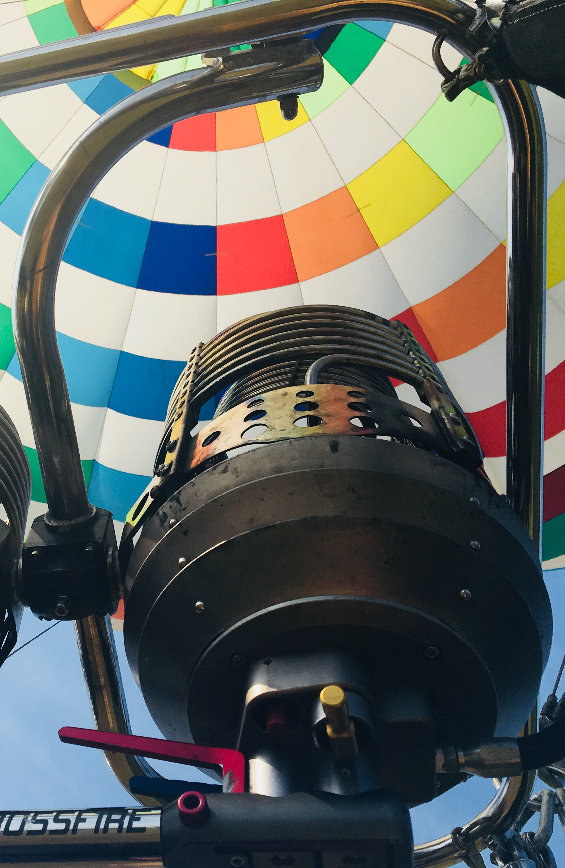 気球 タンク