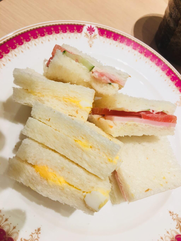 かんみこより サンドウィッチ