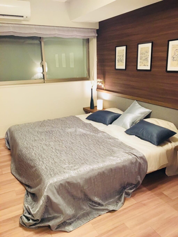 エスリード 寝室