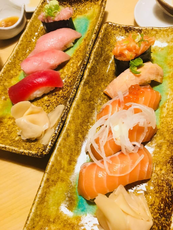 や台ずし 寿司