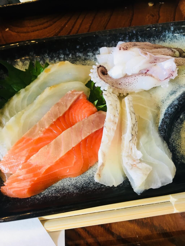 b sashimi