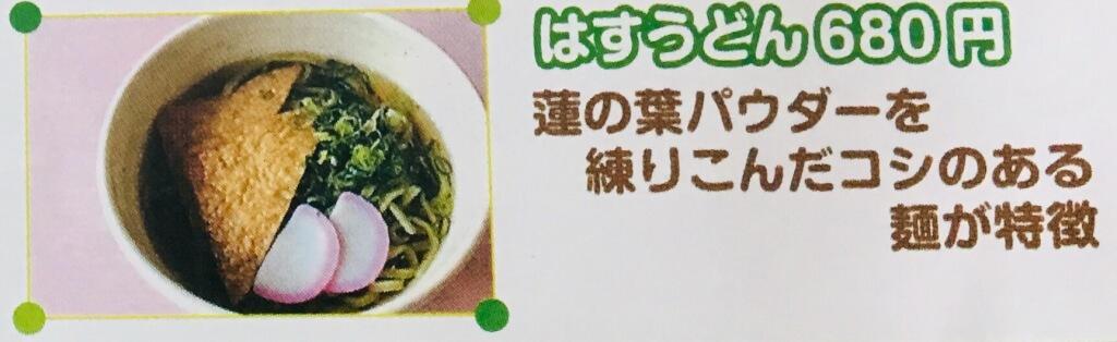 hasu udon