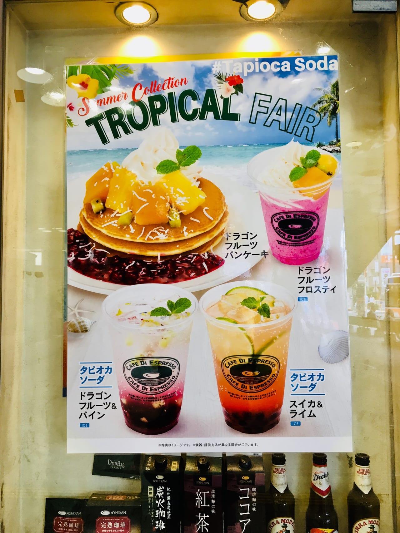 toropical tapioca