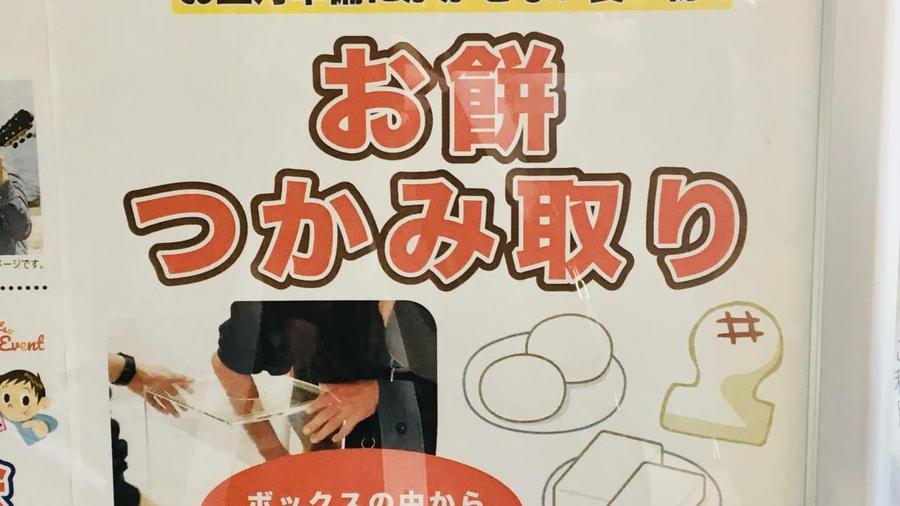 mochi tsukamidori